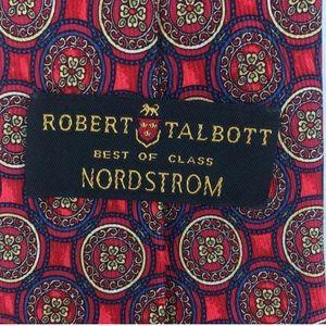 Robert Talbott Best of Class Hand Sewn Silk Floral